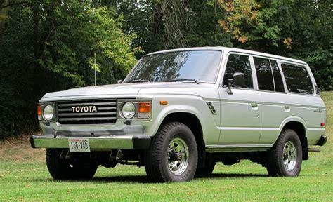 1986 Toyota Land Cruiser Bat Exclusive Sorted 1986 Toyota Land Cruiser Fj60