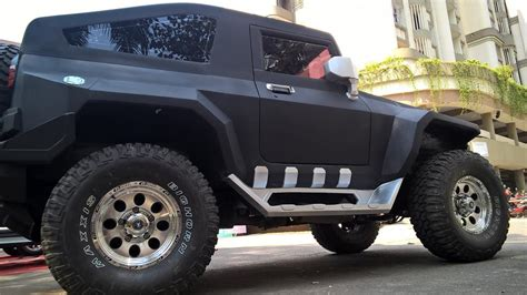 mahindra thar modified modified mahindra thar 5