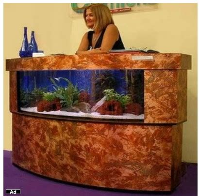 desk fish tank fish tanks kidsaquariumsquotes and more