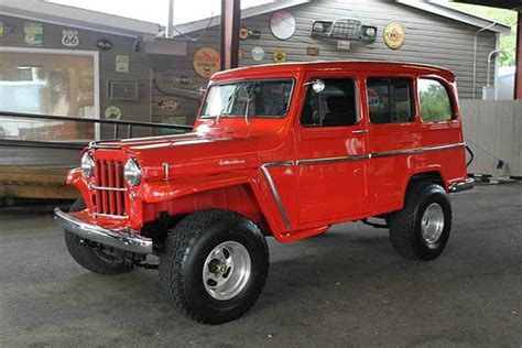 4x4 station wagon 1963 willys wagon 4x4 best suv site
