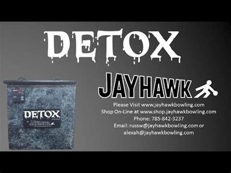 Jayhawk Bowling Detox by Jayhawk Detox The Best Extracting Unit