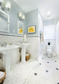1930s bathroom design 1930s bathroom updated for 21st century traditional bathroom by avenue b development