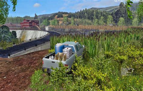 Marijuana Ls by Map Fazenda Pinheiral V2 Fs 2015 Farming Simulator 2017