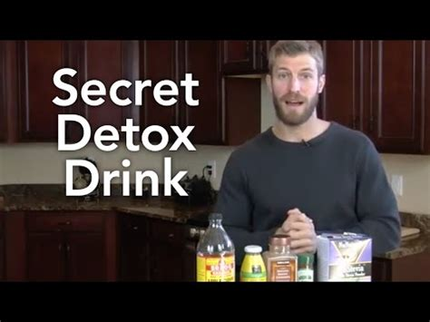 Detox Juice Recipes Dr Axe by Secret Detox Drink Transform Your Kitchen Episode 36