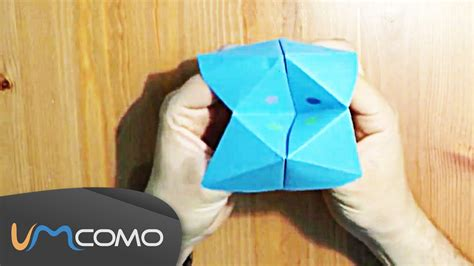 Where Does Origami Come From - como fazer um come come de papel