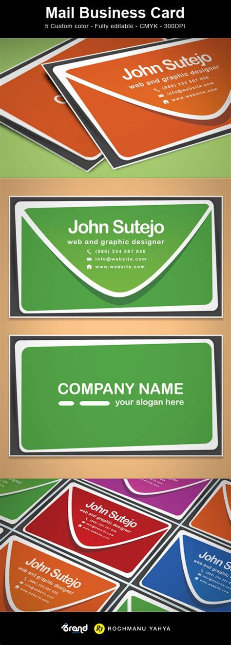 Free Business Cards By Mail