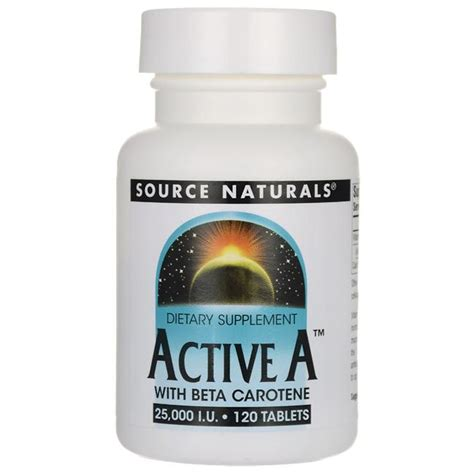 Kala Health Arthrix Active 45 Tabs source naturals active a with beta carotene 25 000 iu 120 tabs swanson health products