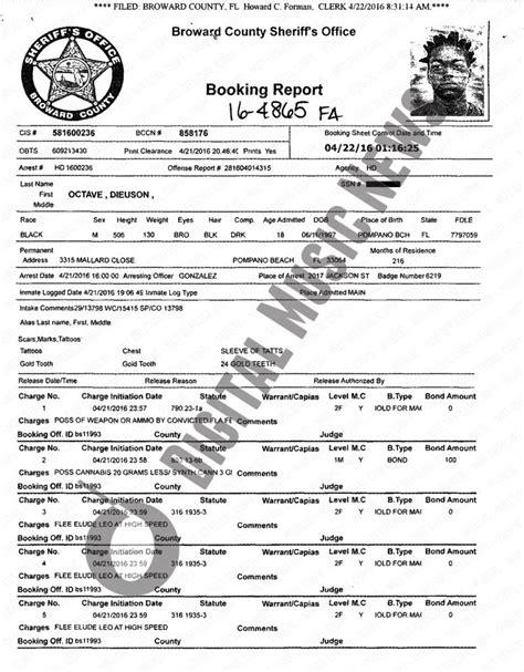 In Prison Essay by Kodak Black Arrest Release Papers Leaked