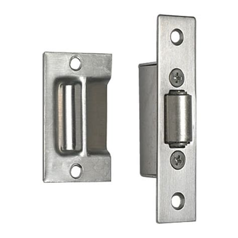 Exterior Door Catch What Types Of Or Roller Catches Are There Door Hardware