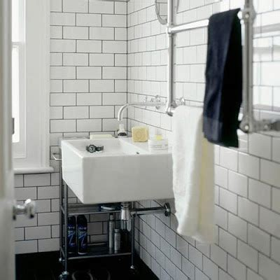 white subway tile bathroom ideas leona design