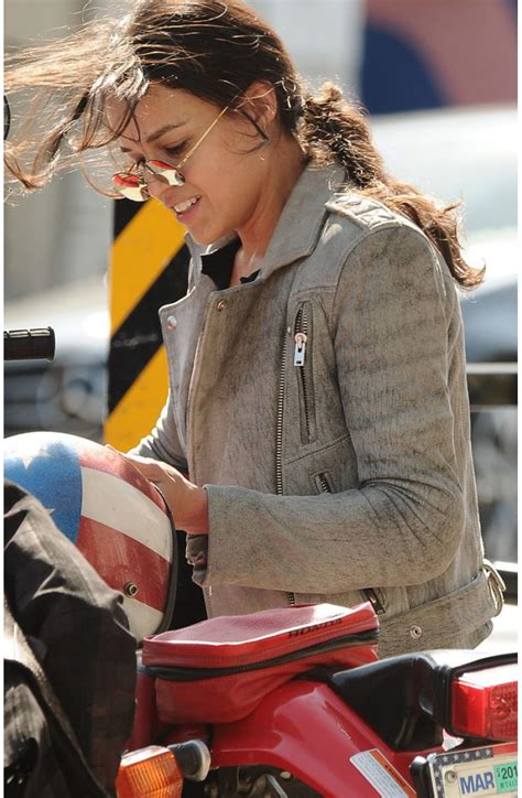 fast and furious 8 michelle letty ortiz motorcycle jacket fast 8 michelle rodriguez