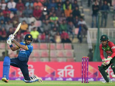 recorded coverage bangladesh vs sri lanka 2nd t20 when and where to watch sri lanka vs bangladesh nidahas