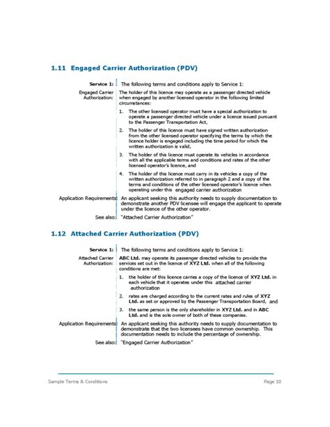 affiliate program terms and conditions template sle terms and conditions columbia free