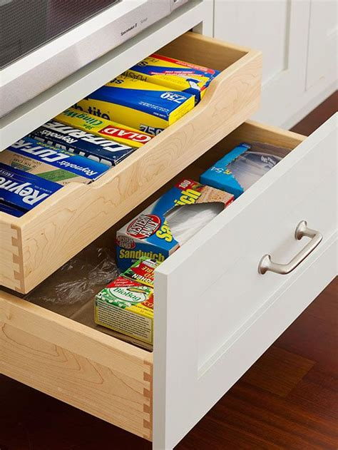 Kitchen Drawers Keep Sliding Open 25 Best Ideas About Microwave Storage On