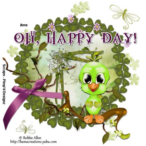 happy day animated signature tags ammey s attic