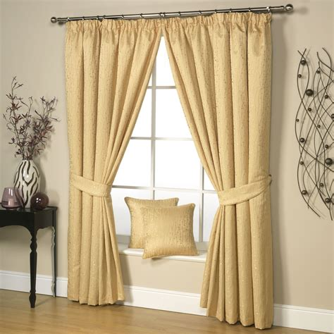 Yellow Brown Curtains Laundry Curtains Yellow Gold Curtains Brown Curtain With Yellow Gold Interior Designs