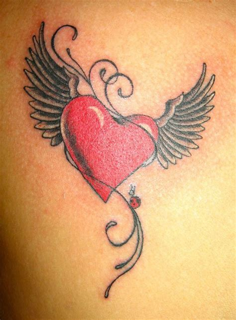 red wings tattoo designs the design topic designs