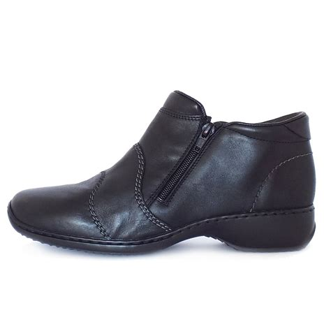 comfortable black ankle boots comfortable ankle boots 28 images rieker witney l3864