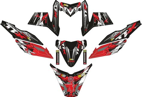 Lu Yamaha X Ride yamaha x ride ttx