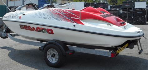sea doo boat and trailer weight sea doo speedster boat for sale from usa