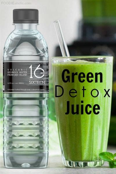 Green Juice Detox Diet Recipe by 1000 Images About Detox And Cleanse On Detox