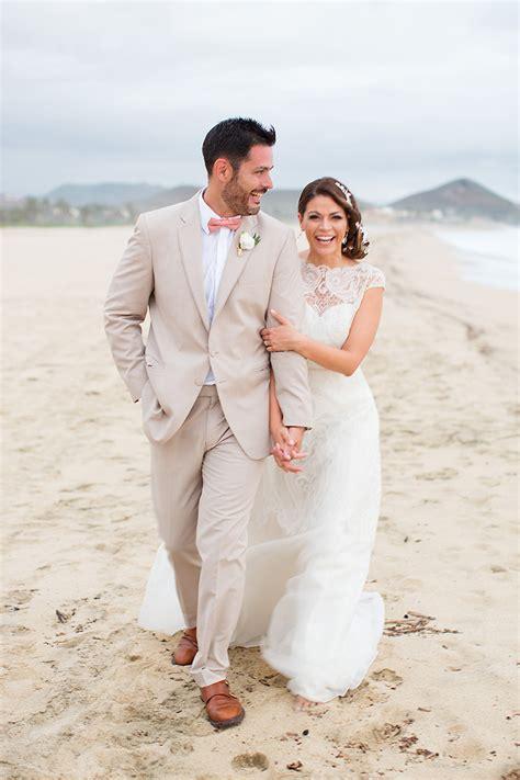 beach wedding shoot  todos santos mexico