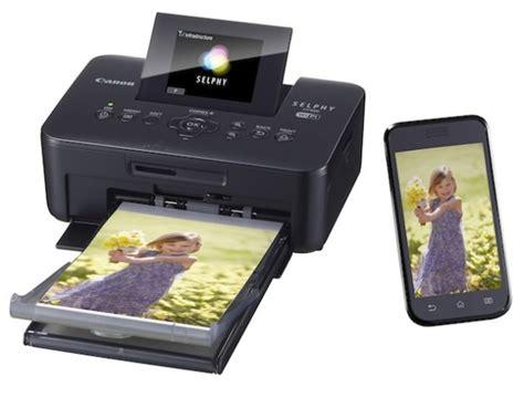 canon selphy cp wireless photo printer announced