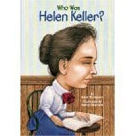 scholastic biography helen keller annie and helen helen keller booklist and activities