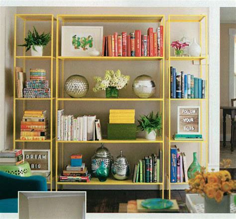 The Art of Bookshelf Arranging   One Good Thing by Jillee