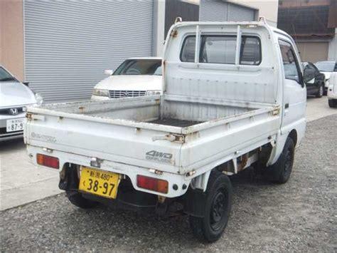 Suzuki Carry Japan Suzuki Carry Truck 1992 Japanese Used Car Exporter