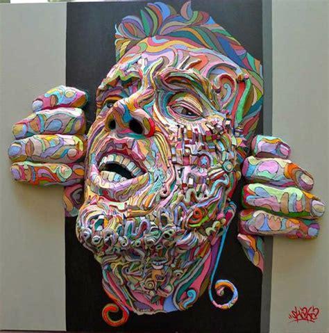 layout artist in french french street artist shaka s amazing 3d graffiti art