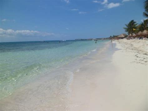 Beautiful beach   Picture of BlueBay Grand Esmeralda, Playa del Carmen   TripAdvisor