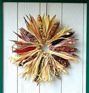 Corn Decorations Rustic And Chic Indian Corn Decorations B Lovely Events