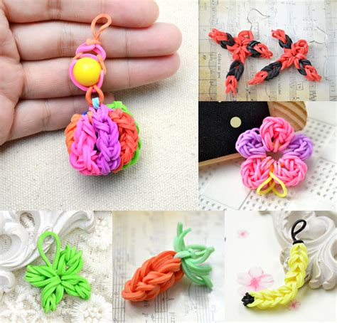 rubber band crafts for 8 easy must do rubber band crafts for pandahall