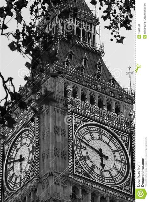 imagenes en blanco y negro de londres torre de reloj blanco y negro famosa de ben grande en lond