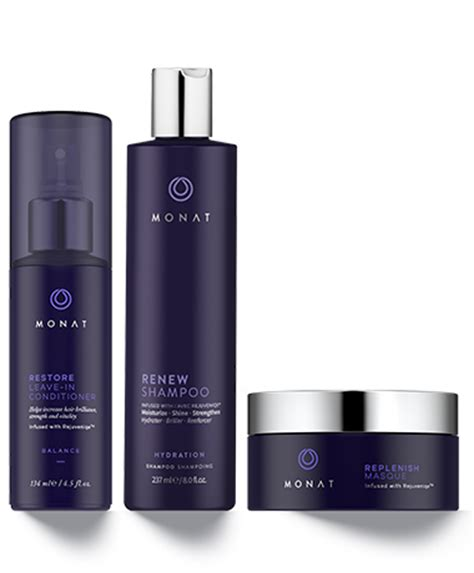 hydration hair products hydration system monat global