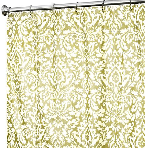 gold fabric shower curtain fabric shower curtains in our fabric or yours