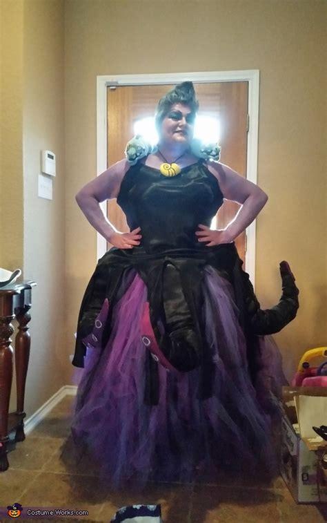 coolest ursula costume photo