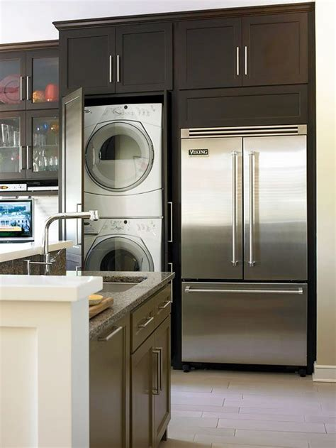 kitchen and laundry design 1000 ideas about hidden 103 best images about stacking washer dryer on pinterest