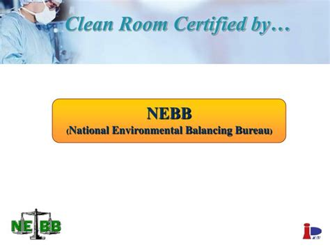 clean room certification ppt certified cleanroom powerpoint presentation id 385586