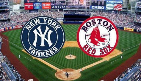 new york yankees vs boston red sox