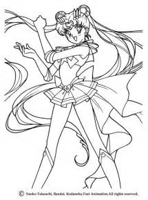 sailor moon coloring pages hellokids