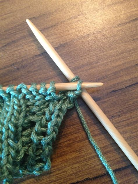 starting knitting cast knitting tutorial