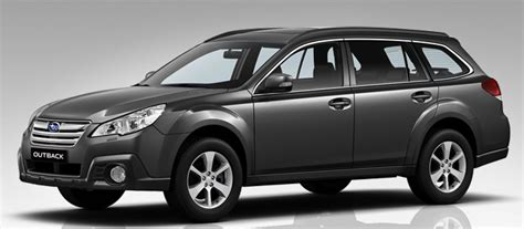 grey subaru outback subaru outback iv restyl 233 2014 couleurs colors
