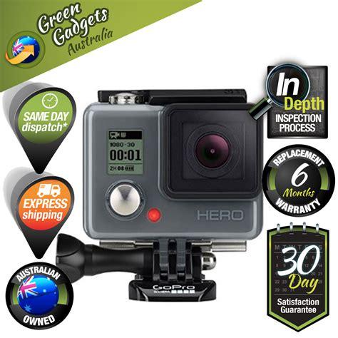 Gopro 5mp gopro 5mp hwbl1 1080p 30fps camcorder brand new in box ebay
