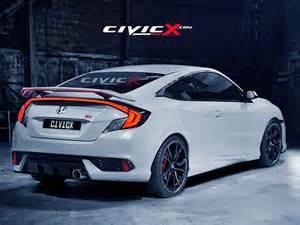 Honda Si Automatic Honda Civic Si La Auto Show 2016 Autozeitung De