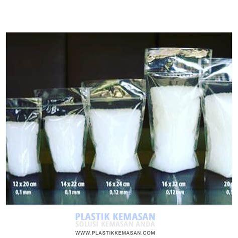 Plastik Pp Chiller Bening kantong plastik pp bening zipper plastik kemasan pouch zipper kantong beras