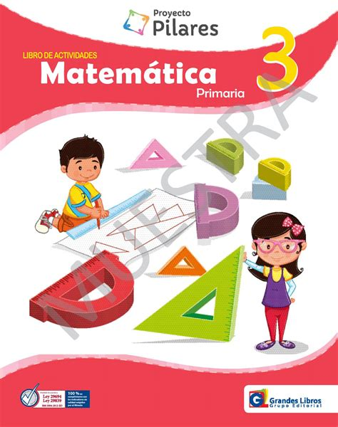 libro 365 actividades para desarrollar proyecto pilares matematica 3 176 libro de actividades by grandes libros grupo editorial issuu