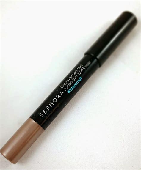 Eyeliner Sephora sephora jumbo liner 12 hour waterproof swatches and review