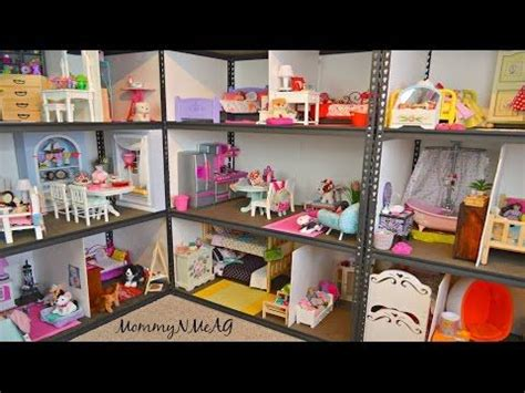 american girl doll house youtube 17 best images about emma s dreams on pinterest dress patterns mansions and loft beds